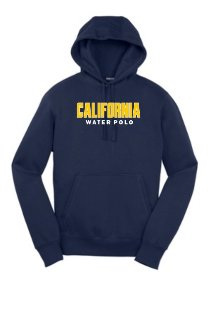 Cal Water Polo Pullover Hoodie ST254