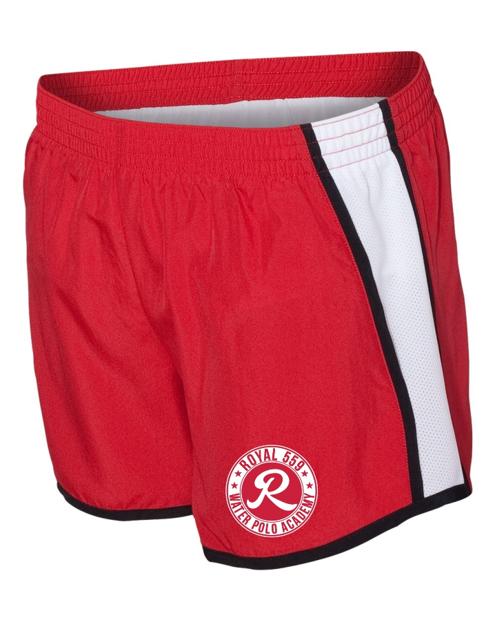 Royal WP Ladies Red Shorts
